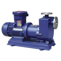 ZCQ Stainless Steel self-priming magnetic drive pump