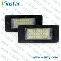 emark e39 license plate lamp for bmw,led license plate lamp