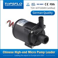 Micro 12V 24V dc brushless circulation water electric hydroponic shower system pump
