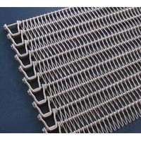 Cooling sprial wire mesh belt is for frozen food industry