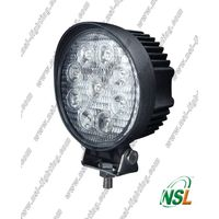 Round 27W Off road LED work light
