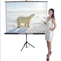 Cynthia Portable Tripod Projection Screens