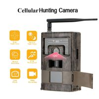12mp 1080P Wholesale GSM GPRS MMS Hunter Camera Ghost Time Lapse Timer and FastFire