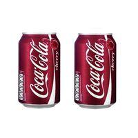 Coca Cola 330ml, Zero, Cherry, Light, Vanilla 500ml 1l 1.5l 2l thumbnail image