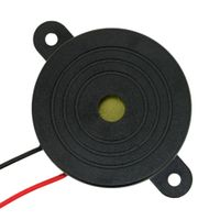 [SoniCrest] Wire Type (Self Drive) Piezo Buzzer HPA42AX