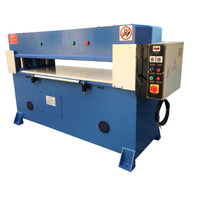 Hydraulic four column cutting machine for blister packaging thumbnail image