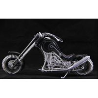 harley wire motorcycle model