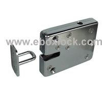 Electronic lock for delivery lockers, storage lockers thumbnail image