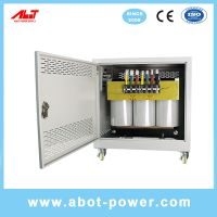 ABOT 690V 600V 480V 415V 400V 380V 220V 110V Step Up Step Down Isolation Transformer thumbnail image
