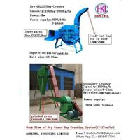 crusher or hammer mill for grass feed thumbnail image