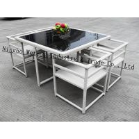 MTC-058 outdoor rattan dining set