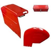 FENDER, GRILL, TOOL BOX for TRACTORS