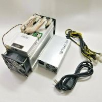 New BTC Miner AntMiner S9 13.5T With BITMAIN Power Supply Bitcoin Miner