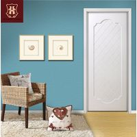 HONMAX solid wood door interior house door bedroom door custom from Chinese supplier