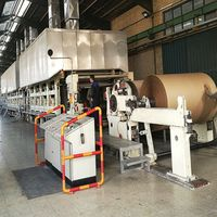 Turnkey project corrugated paper making machine production line thumbnail image