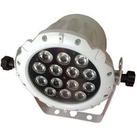 143W RGB 3-in-1 Tri-color outdoor waterproof led par stage light IP67 thumbnail image