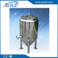 stainless steel bright beer tank