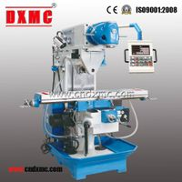 XQ6226W universal swivel head milling machine made in china