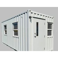 Features of Fire-Resistant Special Container Tank Container