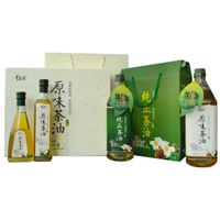 Organic Camellia Tea Oil