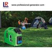 Portable Digital Inverter Gasoline Generator, 1kVA to 3kVA with 4-Stroke thumbnail image