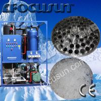 10tons/day industrial tube ice making machine