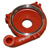 Anti Corrosion Gray Cast Iron Hydraulic Pump Shell Pump Housing Casting Vacuum Pump Parts