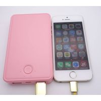 new products fast charge power bank 8000mAh