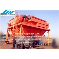 Dust-trap Hopper Bulk Material Hopper and Bagging Machine