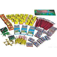 1.4g assortment  fireworks package thumbnail image