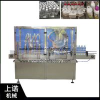 Fast delivery Automatic 50ml 100ml 500ml bottle alcohol hand sanitizer gel filling machine