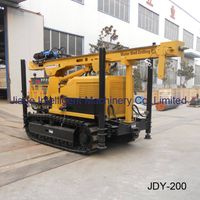 hydraulic well drilling equipment JDY200 thumbnail image