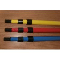 steel telescopic handle, steel telescopic tube