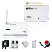 Wireless GSM Intruder Alarm System-10A thumbnail image