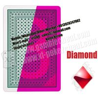 XF Lion 100% Plastic Cards Invisible Playing Cards For Contact Lenses Invisible Ink Glasses Magic Tr thumbnail image