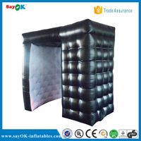Used inflatable photo booth in china for sale