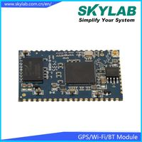 SMD WiFi module SKW72 which based on AR9331