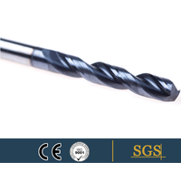 HRC65 Solid Carbide Drilling Cutter End Mills thumbnail image