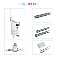 Co2 laser acne removal skin treatment multi fuctional machine