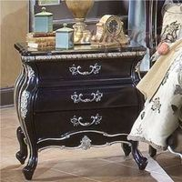 European style furniture,Solid wood furniture nightstand thumbnail image