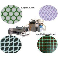 Plastic Mesh Making Machine