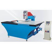 A4 CNC glass drilling machine for Automobile glass