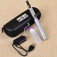 Ego E Cigarette CE4 Ego Kits 1.8ml Atomizer 1100mah Battery Zipper