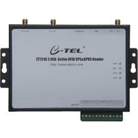 ET7243 2.45Ghz Active RFID GPRS&GPS Reader