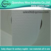 High 2017 Newest quality super absorbent polymer paper SAP paper