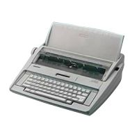 Arabic and English Electronic Typewriter