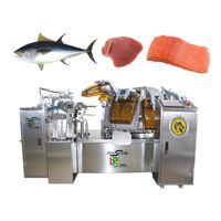 Automatic Seafood Tuna Fish Sardines Fish Vacuum Packing Machine thumbnail image