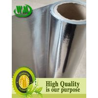 Heat insulation aluminum foil radiant barrier