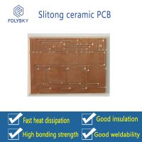 We are specialized in producing ceramic circuit boards, rigid circuit boards, single-sided and doubl thumbnail image