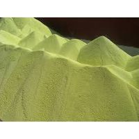 Technical sulfur Lump, granulated sulfur,
